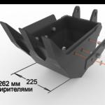 Ковши для миниэкскаватора Уралец
